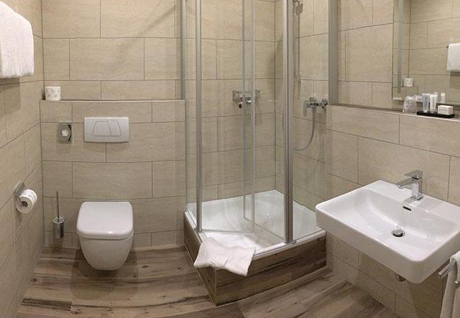 Badezimmer – Forellenhof Malter