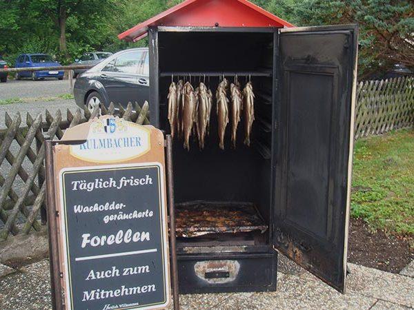 Forellenhof Malter – Forellenräucherei